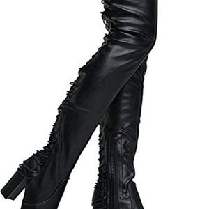 J Adams Thigh High Boots